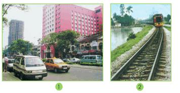 Bài 19: Đường giao thông
