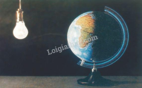 Bài 63: Ngày và đêm trên Trái Đất