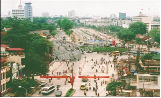 Bài 32: Làng quê và đô thị