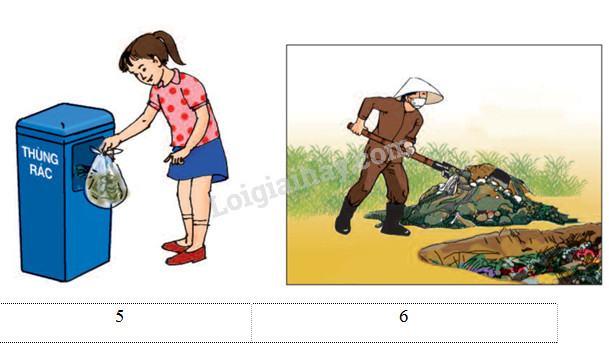 Bài 36: Vệ sinh môi trường
