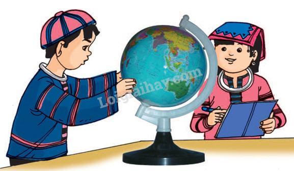 Bài 59: Trái Đất - Quả địa cầu