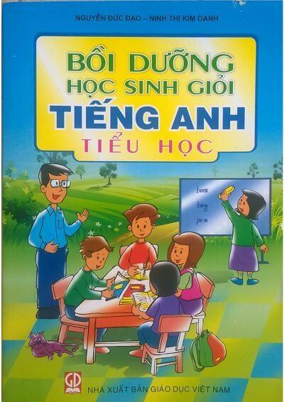 Tải ebook Bồi dưỡng học sinh giỏi Tiếng Anh Tiểu học